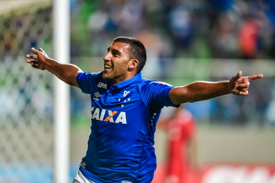 Foto: Pedro Vilela/Light Press/Cruzeiro